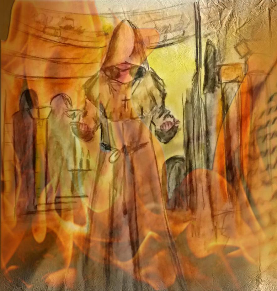 Institoris heinrich kramer le marteau des sorcieres le malleus maleficarum les sorcieres de sarry