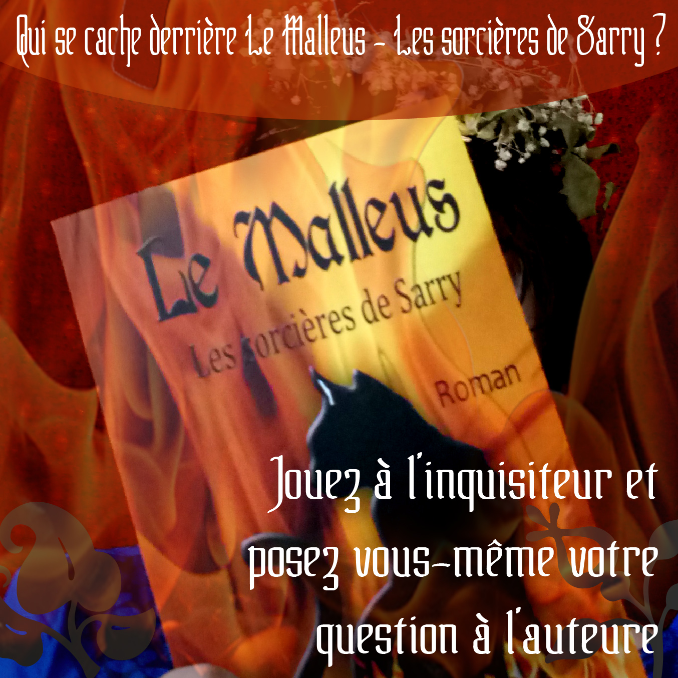 Jeu de l inquisiteur malleus sorcieres de sarry 3