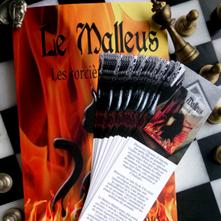 Le Malleus en vente sur le site de l'auteure